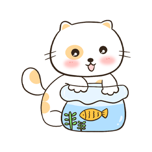 猫咪SHOW messages sticker-7