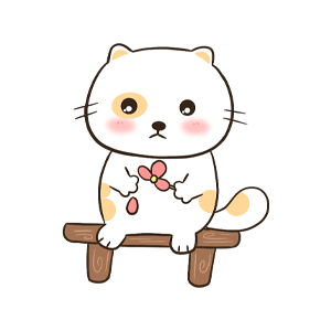 猫咪SHOW messages sticker-11