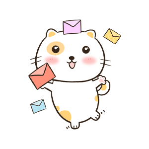 猫咪SHOW messages sticker-1