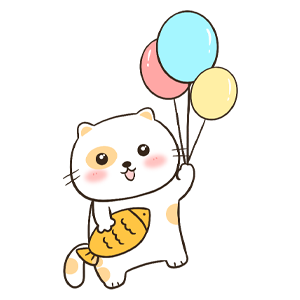 猫咪SHOW messages sticker-8