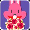 Pk Rabbit messages sticker-5