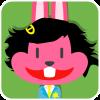 Pk Rabbit messages sticker-11