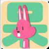Pk Rabbit messages sticker-10