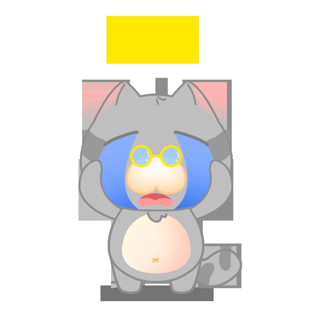 Tinker Cat messages sticker-10