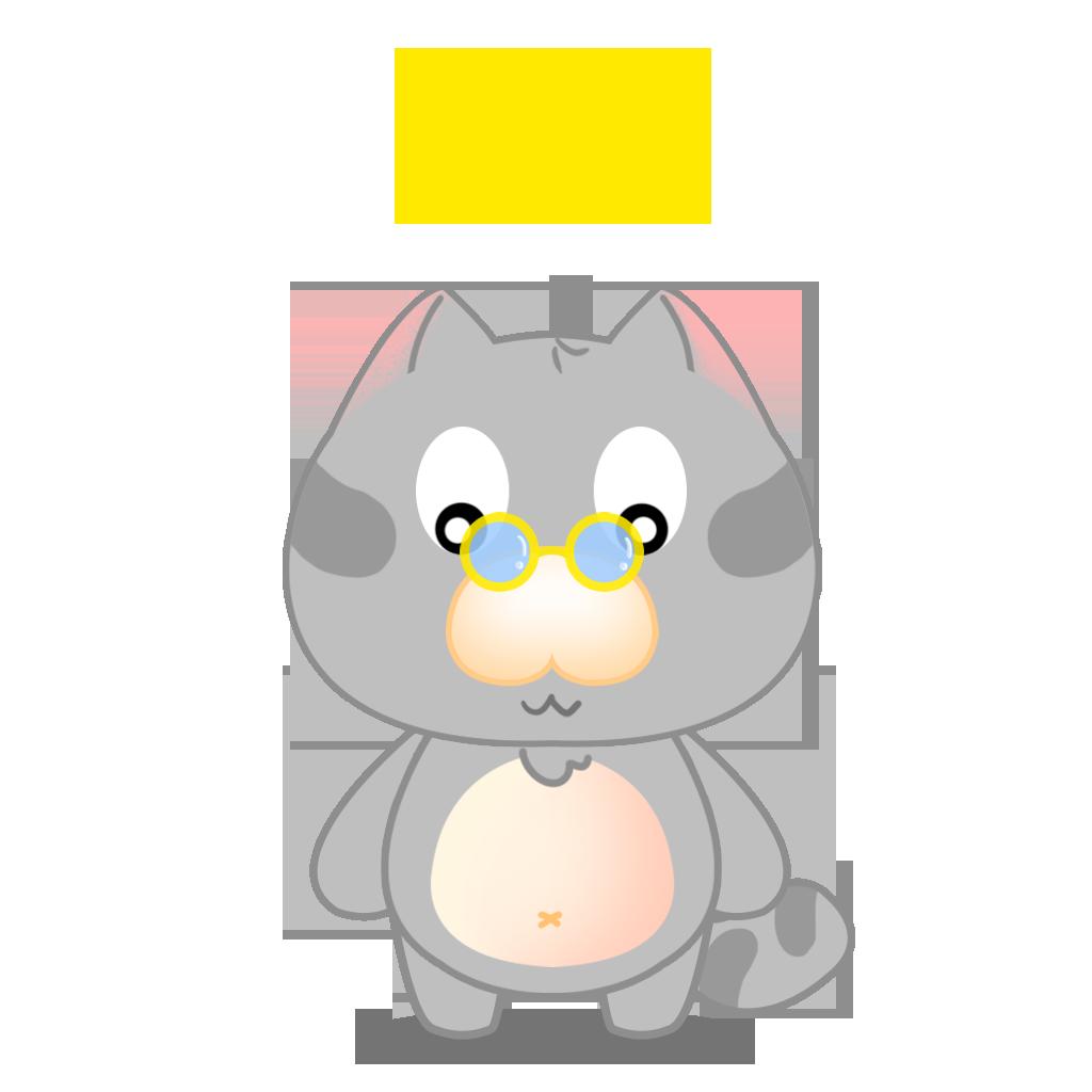 Tinker Cat messages sticker-4