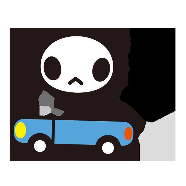 あさひな。棒パンダステッカー 01 messages sticker-7
