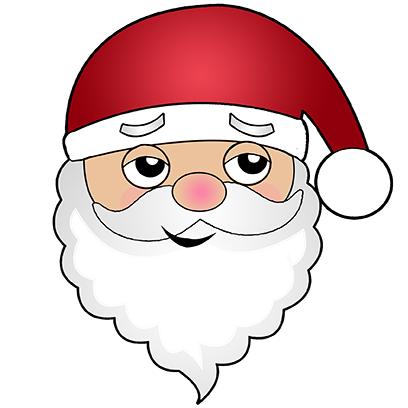 Hi Santa Claus Stickers messages sticker-6