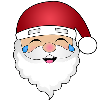 Hi Santa Claus messages sticker-11