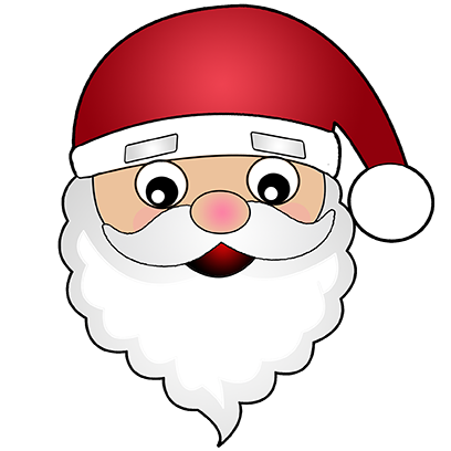 Hi Santa Claus messages sticker-0