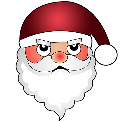 Hi Santa Claus messages sticker-7