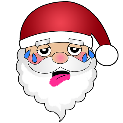 Hi Santa Claus messages sticker-1
