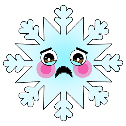 Ted Snowflake messages sticker-1