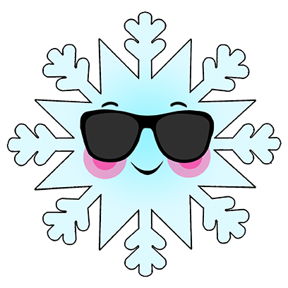 Ted Snowflake messages sticker-7