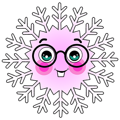 Ted Snowflake messages sticker-5