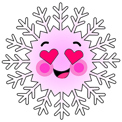 Ted Snowflake messages sticker-11