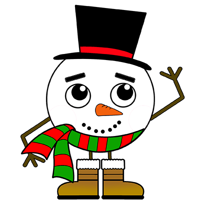 Lex Snowman messages sticker-9