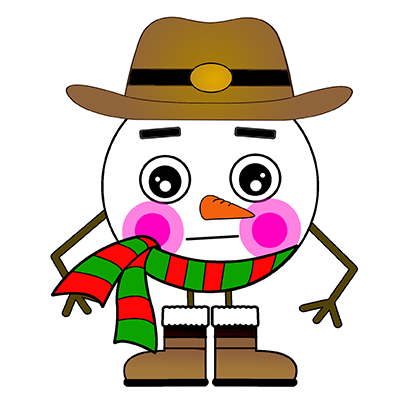 Lex Snowman messages sticker-7