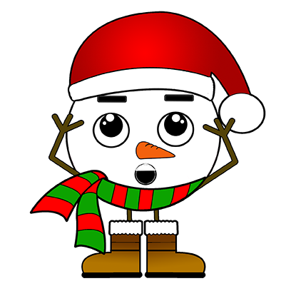 Lex Snowman messages sticker-8