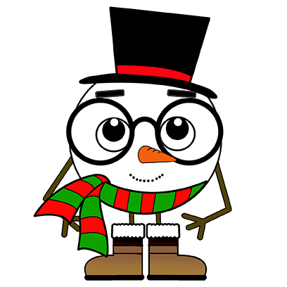 Lex Snowman messages sticker-0
