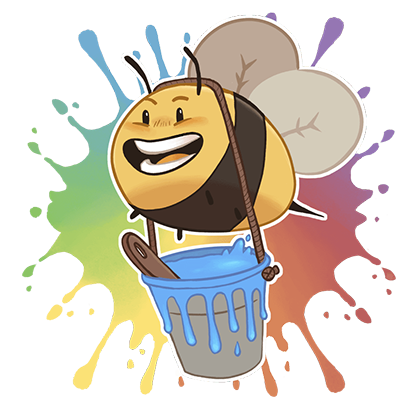 Colorbee: Herbie Sticker Pack messages sticker-4