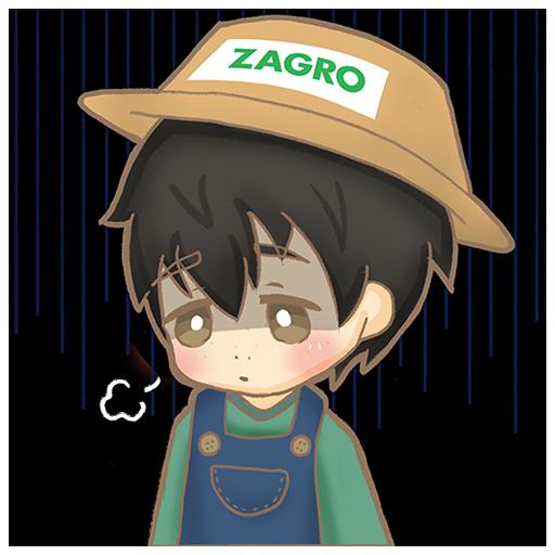 Zagro Sticker Pack messages sticker-2