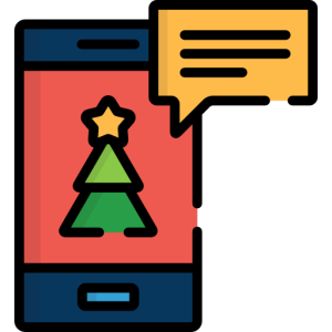 ChristmasMi messages sticker-4