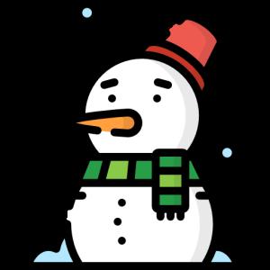 ChristmasMi messages sticker-1