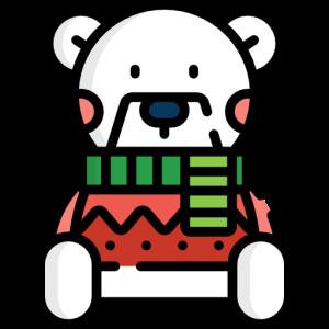 ChristmasMi messages sticker-8