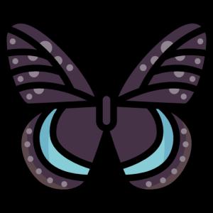 ButterfliesMi messages sticker-9