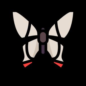 ButterfliesMi messages sticker-3