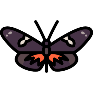 ButterfliesMi messages sticker-4