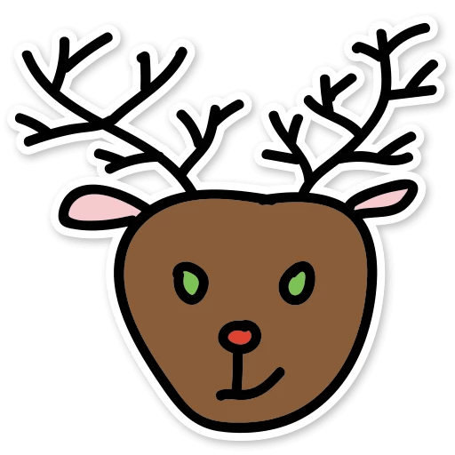 Christmas Moods messages sticker-4