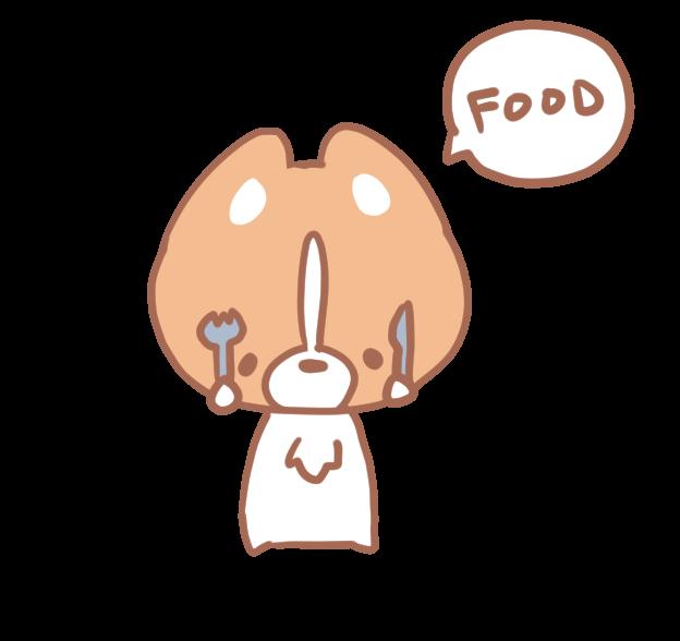Waffle the Corgi Animated messages sticker-3