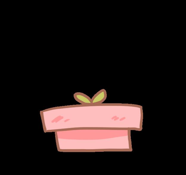 Waffle the Corgi Animated messages sticker-1