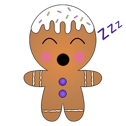 Glazed Cookie messages sticker-9