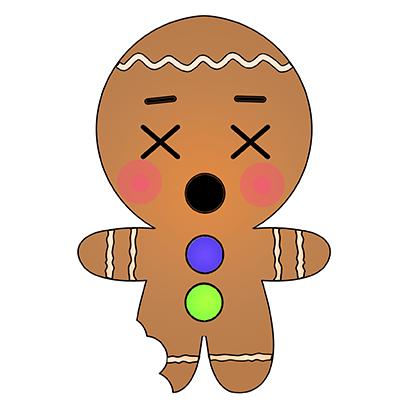 Glazed Cookie messages sticker-6