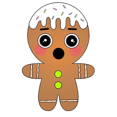 Glazed Cookie messages sticker-0