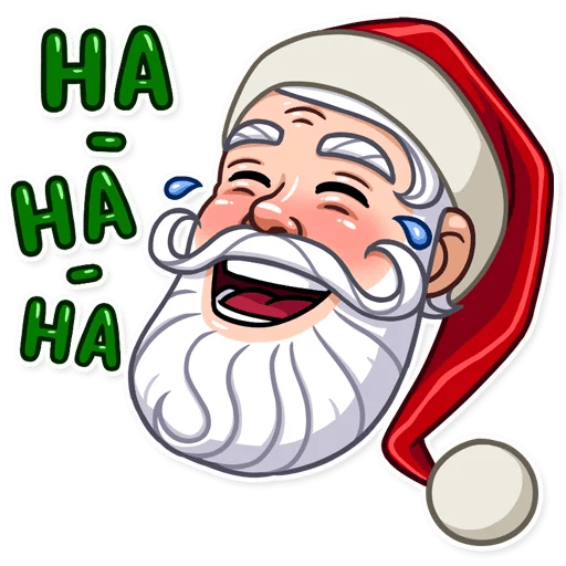 Santa Claus Gifts For You messages sticker-0