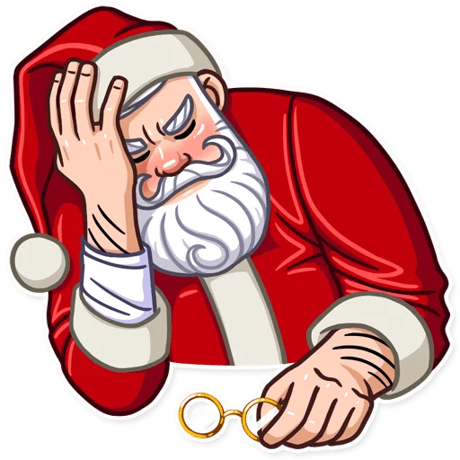 Santa Claus Gifts For You messages sticker-11