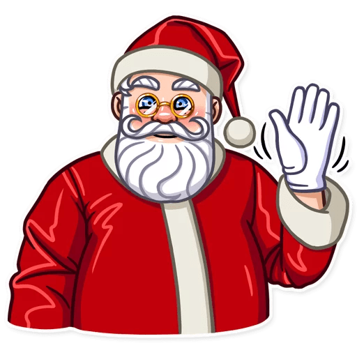 Santa Claus Gifts For You messages sticker-4
