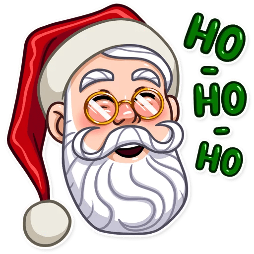 Santa Claus Gifts For You messages sticker-9