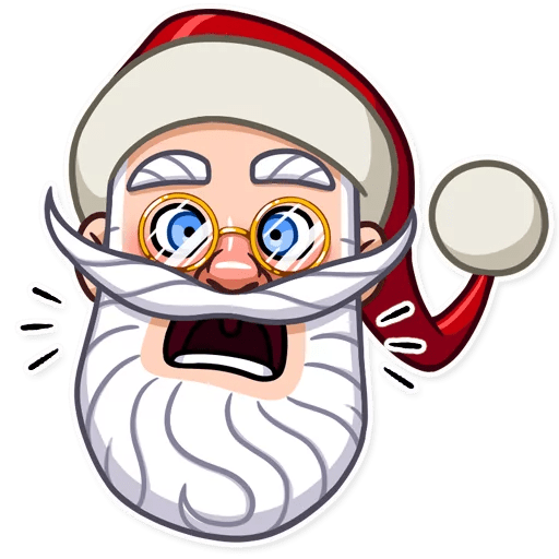 Santa Claus Gifts For You messages sticker-3