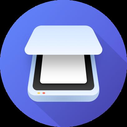 Scanner Air - Scan Documents messages sticker-0