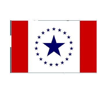Mississippi Flag messages sticker-0