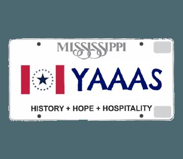Mississippi Flag messages sticker-11