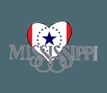 Mississippi Flag messages sticker-1