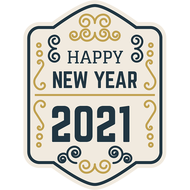New Year Stickers messages sticker-8