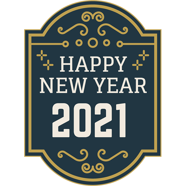 New Year Stickers messages sticker-9