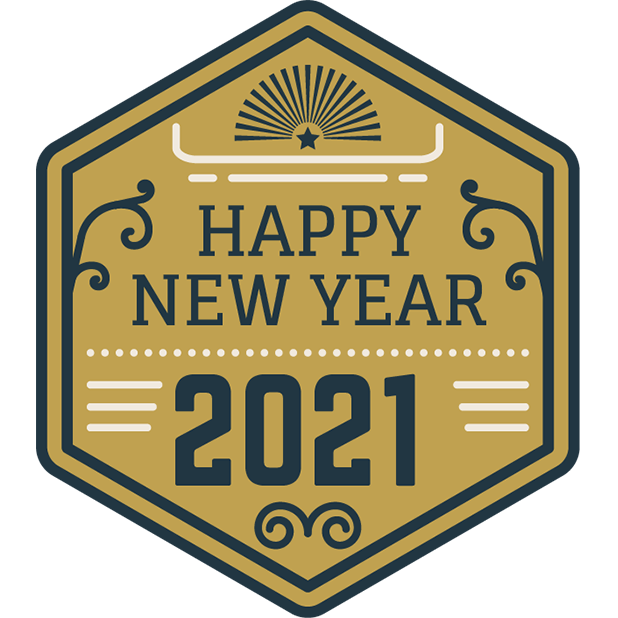 New Year Stickers messages sticker-6
