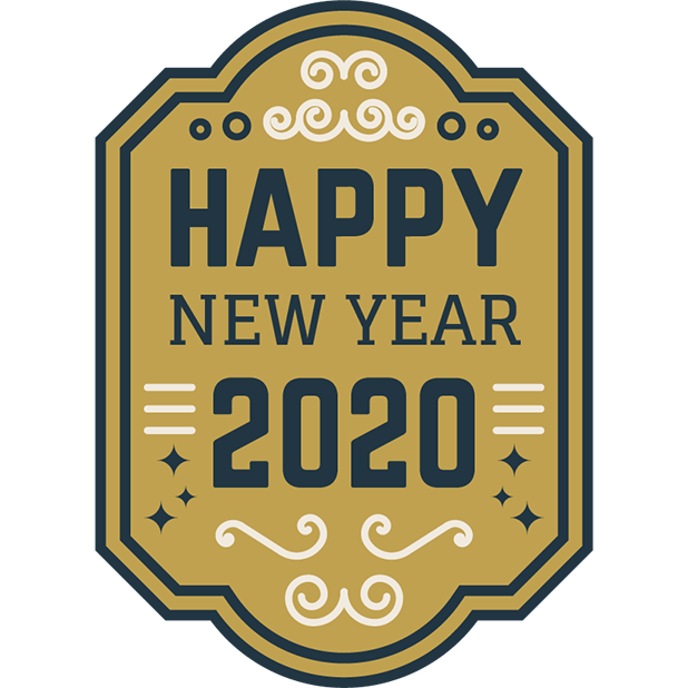 New Year Stickers messages sticker-1